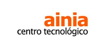 Logotipo de Ainia, Centro Tecnológico