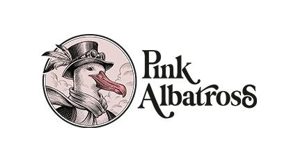 Logo de  Pink Albatross