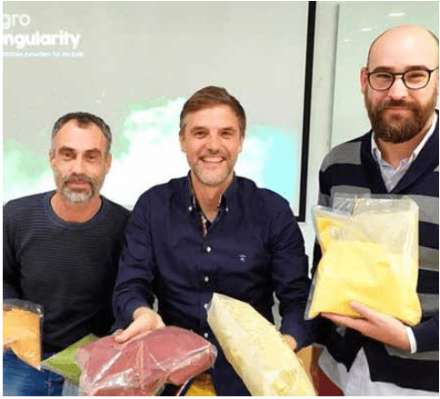 Imagen de la noticia Agrosingularity cierra una ronda €1 millón con TechTransfer Agrifood